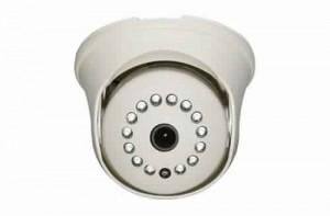 caméra de sécurité infrarouge